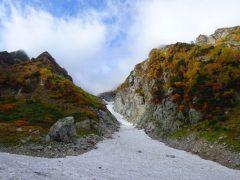 平蔵谷と大岩