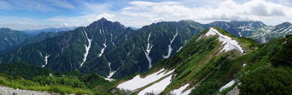 奥大日岳1